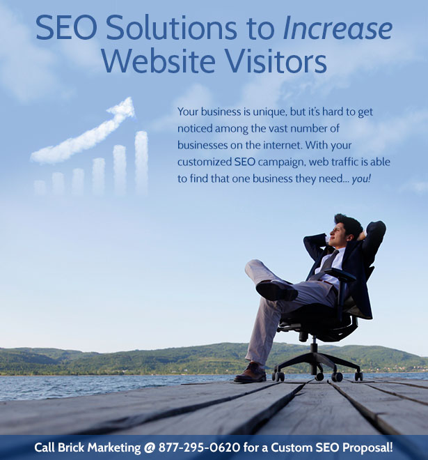 Brick Marketing is a Boston Based Full Service SEO and Search Engine Marketing Company