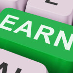 Earn Key Shows Earning Or Getting Work Online