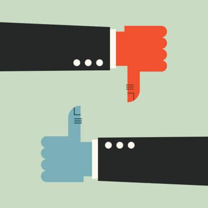 Good and Bad Links
