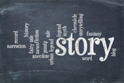 Learning the Art of Storytelling