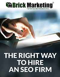 The Right Way To Hire An SEO Firm