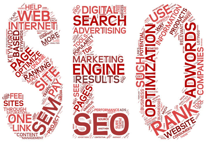 Search engine optimization SEO concept