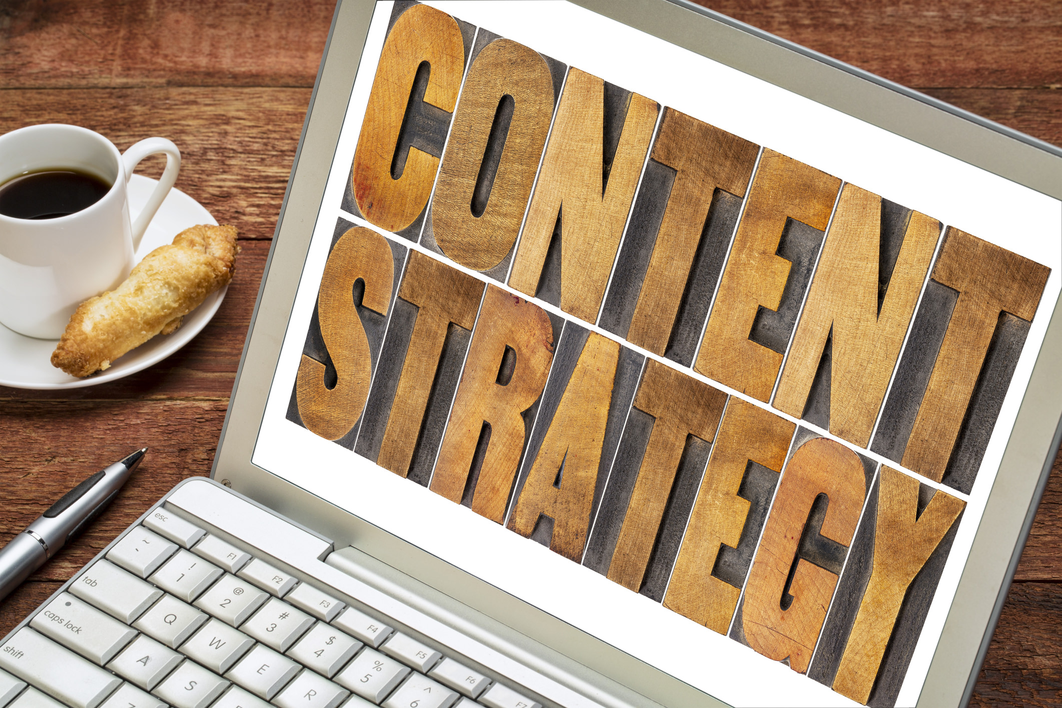 content strategy concept